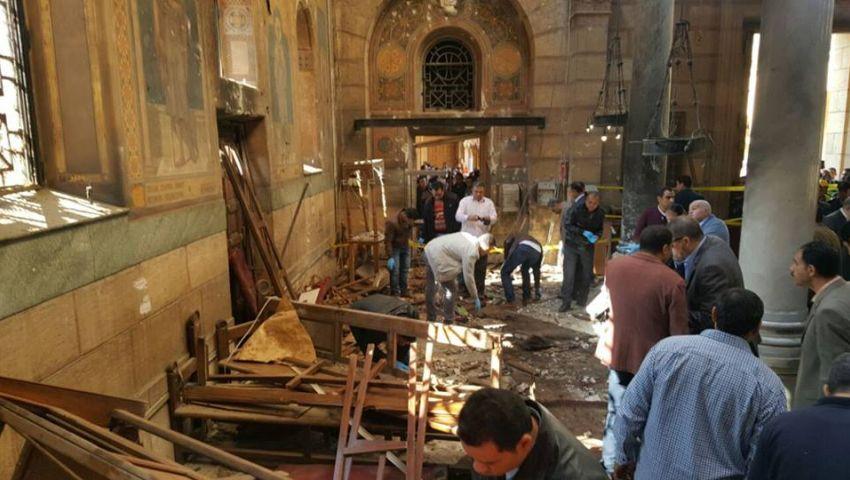 Égypte: Au lendemain des attentats sanglants contre les chrétiens coptes célébrant le Dimanche des Rameaux, le 9 avril 2017