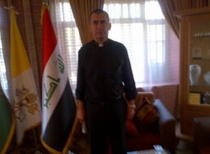 Mgr Nona Amel, archevêque catholique chaldéen de Mossoul