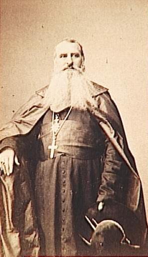 Mgr Pavy, évêque d'Alger